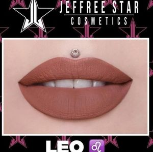 Jeffree star leo honey brown liquid matt lipstick